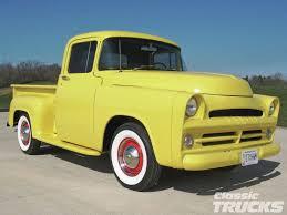 dodge com truck 1957 dodge truck trucking rod