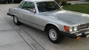 mercedes classic 1976 mercedes benz 450slc for sale near chula vista california