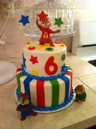 alvin and the chipmunks cake toppers alvin the chipmunks 29 cakes cakesdecor