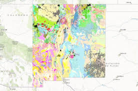 kentucky geologic map information service interactive map of new mexico s geology and resources