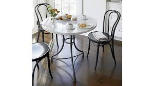 crate and barrel bistro table french kitchen round bistro table french kitchens kitchens and crates