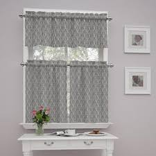 Bathroom Tier Curtains Curtain Tiers Shop The Best Deals For Nov 2017 Overstock Com