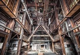 Abandoned Place Inside The Jumping Jack Power Plant Abandonednyc