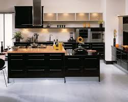 black gloss kitchen ideas kitchen design with island black gloss kitchen kitchen