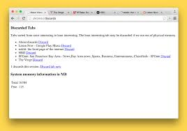 Long As I Can See The Light Chords Tab Discarding In Chrome A Memory Saving Experiment Web