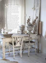 french dining room by decor de provence interiors by color