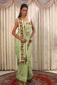 saree draping new styles how to wear saree in different ways quora