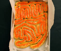 puff pastry intestines 7 steps with pictures