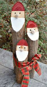 Christmas Outdoor Decorations On Sale by Best 25 Logs Ideas On Pinterest Wooded Backyard Landscape