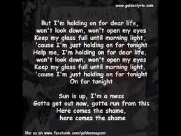 Chandelier Lyric Sia Chandelier Lyrics Paroles