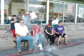 Water Challenge Mo C R Takes Up Challenge California Missouri News