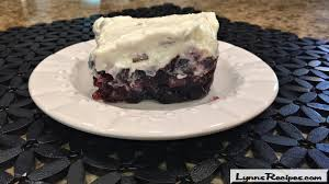jello salad recipes for thanksgiving blueberry jello salad lynn u0027s recipes youtube