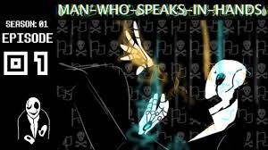 gaster the who speaks in gaster s fall who speaks in episode 1