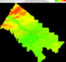 Map Of Counties In Pa Free Montgomery County Pennsylvania Topo Maps U0026 Elevations