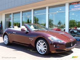 maserati red convertible bordeaux ponteveccio red metallic 2011 maserati granturismo