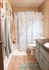 ideas for bathroom curtains small bathroom curtains