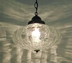 Crackle Glass Pendant Light Crackle Glass Pendant Light Crackle Glass L Cracked