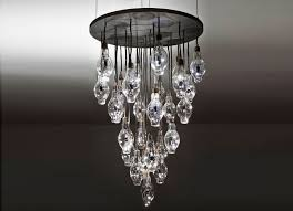 Design Chandeliers Brc S Halide Chandelier Transforms 28 Disused Lightbulbs Into A