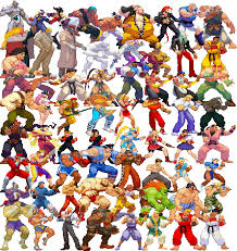 from street fighter main character name street fighter thread all characters ever in one sf