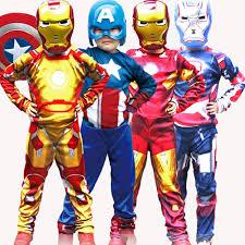 Iron Man Halloween Costume Toddler Cheap Iron Man Costume Aliexpress Alibaba Group