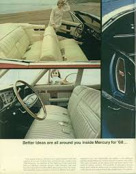 curbside classic 1968 mercury monterey u2013 show me your mercury