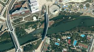 aerial maps experience europe on your desktop with maps aerial imagery theme