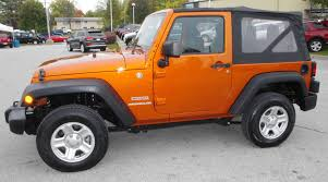 orange jeep rubicon jeep wrangler sport phantom u2013 columbia missouri cars u0026 trucks