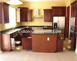 oak kitchen cabinets yellow walls pull out shelves for every cabinet in your home nations