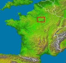 Map France by Brie Region Wikipedia