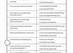 2nd grade summer olympics worksheets u0026 free printables education com