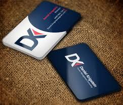 Fun Business Card Ideas 28 Bold Modern Business Business Card Designs For A Business