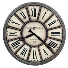 amazon com howard miller 625 613 company time ii wall clock home