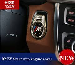 auto stop start bmw aliexpress com buy chrome car start stop engine push button