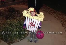 Popcorn Halloween Costume Popcorn Costume Halloween