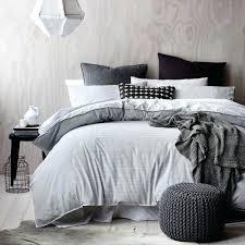 grey jersey duvet covers gray bedding duvet comforters grey jersey