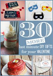 great valentines day gifts for him 30 more last minute diy s day gift ideas for him the
