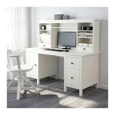 ikea scrivanie pc hemnes desk with add on unit white stain hemnes white stain