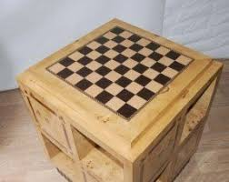 chess coffee table foter