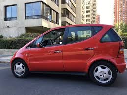 mercedes city car vendo mercedes citycar a 160 version elegance 2016 07 05 en