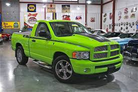 2004 dodge ram 5 7 hemi horsepower extremely and cool special edition packages and limited run