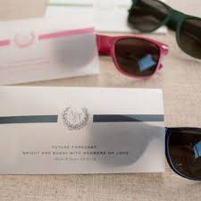 sunglasses wedding favors wedding favors wedding favor ideas