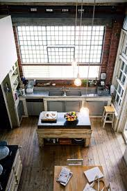 best 25 rustic apartment ideas only on pinterest rustic rustic kitchen for a loft space or a room with incredibly high ceilings