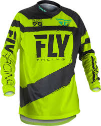 mens motocross gear fly racing f 16 jersey 2018 mx motocross dirt bike off road atv