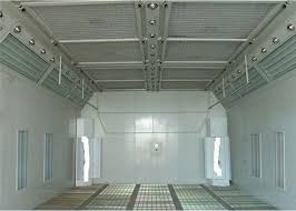 led paint booth lighting led light 6 9m waterborne spray booth for cars water based paint booth