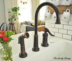 my new pfister faucet the review by creatively living blog