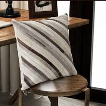 Cowhide Upholstery Online Get Cheap Cowhide Pillow Aliexpress Com Alibaba Group