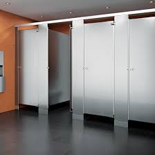 Toilet Partition Bathroom Partitions Single Occupant Stall Many Privacy