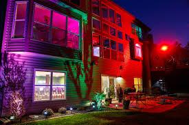 Colored Led Landscape Lighting Creative Design Color Changing Led Landscape Lighting Led Uplights