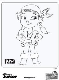 25 dessins de coloriage jack et les pirates à imprimer