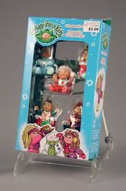 106 62 cabbage patch ornament set tree ornament